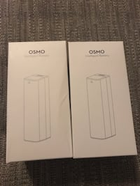 Osmo intelligent battery