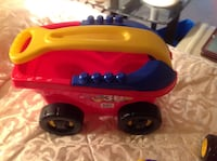 Mega Blocks Cart Only Oshawa, L1J