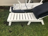 Recycled chaise lounges ( poly wood ) these will go quick . Have plenty now . Will last forever . Great for rental property or private home or commercial Mount Pleasant, 29464