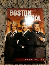 Boston Legal - First Season DVDs!