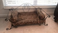 brown and black floral sofa Nashville, 37013