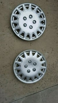 """2000 Toyota Corolla / Chevy Prism hubcaps 14"""""""