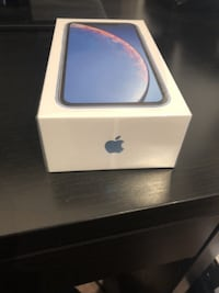 iPhone xr blue.  $550. Ships from quebec Edmonton
