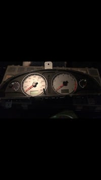 Black and white car instrument cluster panel Springfield, 13468