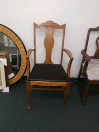 Vintage wood chair  Hampstead, 28443