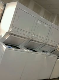 New scratch and dent stakables washer and dryer  Bowie, 20715