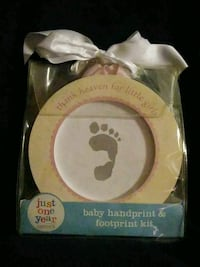 Baby Handprint & Footprint Kit Sebring, 33875