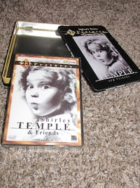 Shirley Temple 23 film collection Tulsa