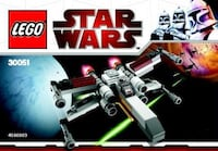 Lego Mini x-wing set New Market, 21774