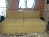 brown fabric 2-seat sofa Tucson, 85745