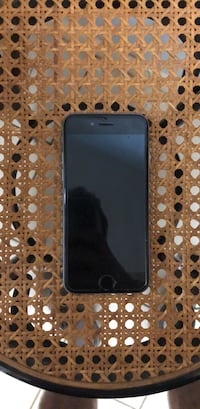 Space gray iphone 6 with black case Rockville, 20850