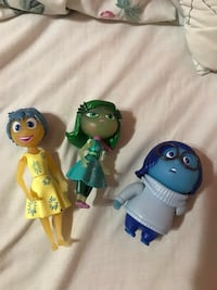 3/5 Inside Out Characters Bakersfield, 93311