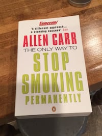 Allan Carr stop smoking. New Westminster, V3L 1T6
