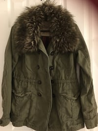 Hollister military style warm woman Fairfax, 22033