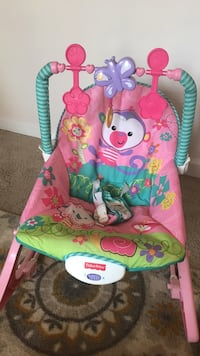Fisher price infant to toddler rocker chair Houma, 70360