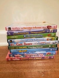Kids DVDs Wilmington