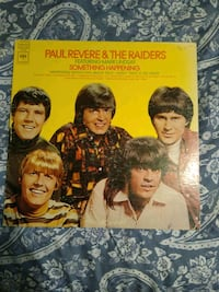 Paul Revere and the raiders featuring Mark Lindsay Campobello, 29322