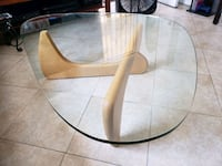 Tempered Glass Table Los Angeles, 90011