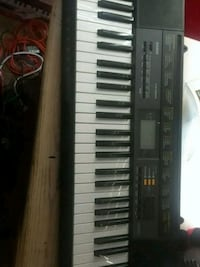 black and white electronic keyboard Los Angeles, 90043