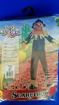 WIZARD OF OZ ~ KIDS SCARECROW COSTUME ~    El Paso, 79928