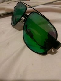 green and black framed sunglasses El Centro, 92243
