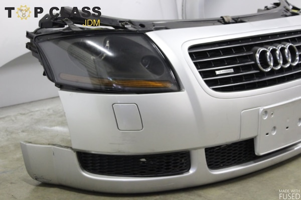 2000-2001 AUDI TT COMPLETE SET WITH FRONT NOSE  AND SIDE FENDERS &HOOD 4b6f675c-2a66-4f78-a0f7-ada291aea43c