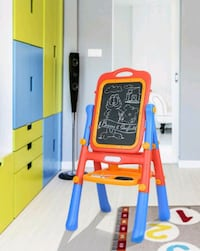 Kid's double sided art easel Lynwood, 90262