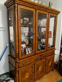 Antique Glass Pantry/Display Case Pikesville, 21208