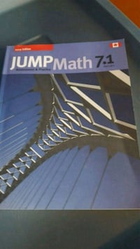 Math 7.1 Workbook Calgary, T2Z 3Y5