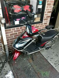 Electric bike/scooter/moped/motorcycle New York