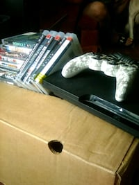 PlayStation 3 with 15 games Mansfield