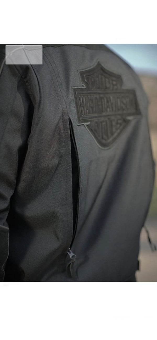 Harley-Davidson FXRG All-Weather Motorcycle Riding Jacket 3561734a-7461-4a19-85cb-cfcccc085ab3
