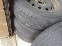 4 tire's with Rims