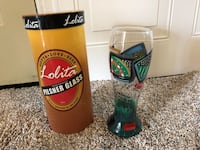 Lolita After the Game Pilsner glass Pittsburgh, 15237