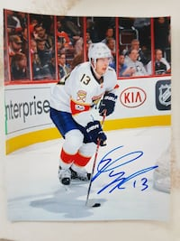 Mark Pysyk Autographed 8x10 Photo For Sale