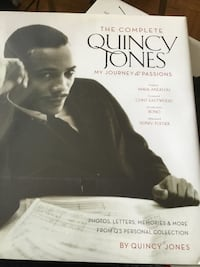 QUINCY JONES - journey of his life Toronto, M9R 2K4