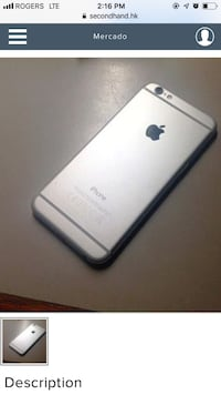 Iphone 6s 32GB perfect condition zero scratch Brossard, J4Y 3K2