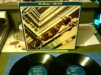 The Beatles 1967 to 1970 2 LPs VG+ greatest hits Columbus, 43232