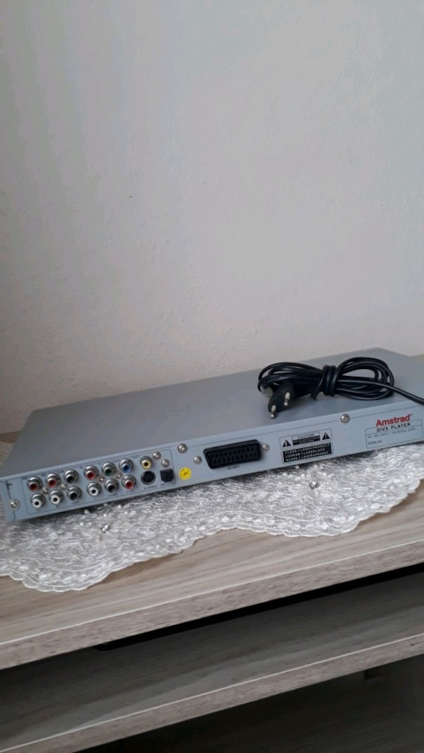 Amstrad Video Player 4