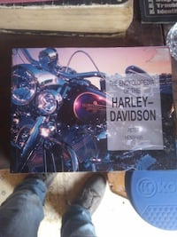 The Encyclopedia of the Harley-Davidson by Peter H Scott, 25560