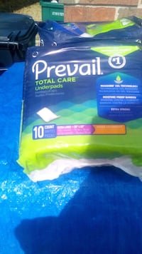 Pervail bed pads Yukon, 73099