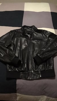Faux leather Members Only jacket (S) 509 km