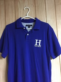 Men's L. Blue Tommy Hilfiger Shirt