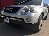 2009 GMC Acadia AWD 4dr SLT1 GUARANTEED CREDIT APPROVAL! Des Moines