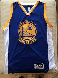 Curry Jersey with hat Brentwood, 94513