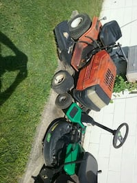 Lawn mowers two parts only  Huntington, 25702