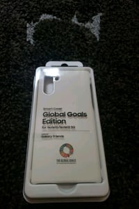 Samsung Galaxy Note10/Note10 5G Global Goals Edition Cover