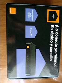 Caja del Descodificador de TV Orange Madrid, 28039
