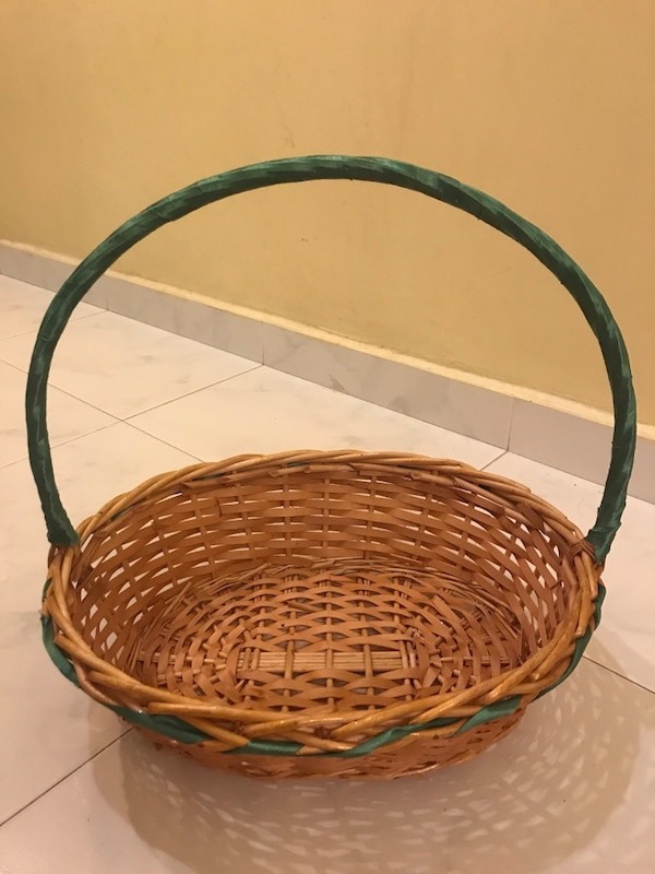 Oval Hamper Basket