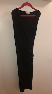 Aritzia black clingy dress  Toronto, M4Y 1B2